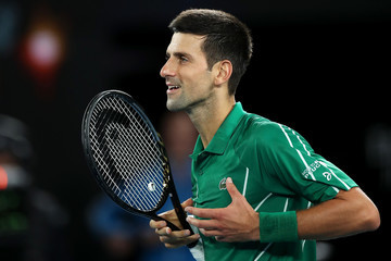 Novak Djokovic 2020 Australian Open Best Of