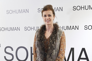 Nuria March Sohuman Presents 'Relieve' - Photocall - London Fashion Week
