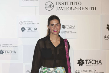 Nuria Roca Tacha Beauty and Javier De Benito Institute Party in Madrid