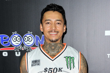 Nyjah Huston 2nd Annual Monster Energy $50K Charity Challenge Celebrity Basketball Game