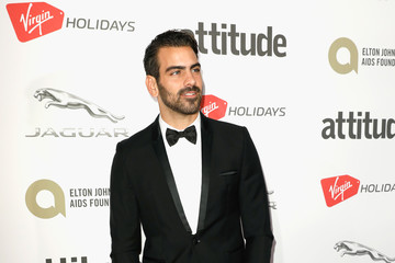 Nyle DiMarco Attitude Awards 2017 - Red Carpet Arrivals