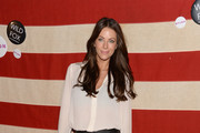 """Esther Anderson attends the Nylon Magazine Celebration of """"America The Issue"""" With Lana Del Rey And Marvin Scott-Jarrett at Sunset Marquis Hotel & Villas on November 1, 2013 in West Hollywood, California."""