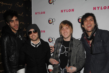 Boys Like Girls Nylon Magazine Hosts Cobra Starship & Boys Like Girls After Party