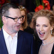 Uma Thurman Lars von Trier Photos