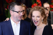 Uma Thurman Lars von Trier Photos Photo