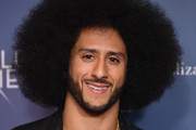 """Colin Kaepernick attends as O, The Oprah Magazine hosts special NYC screening of """"A Wrinkle In Time"""" at Walter Reade Theater at Walter Reade Theater on March 7, 2018 in New York City."""