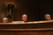 Lindsey Graham Mike Crapo Photos Photo