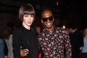 Eric West and Coco Rocha Photos Photo