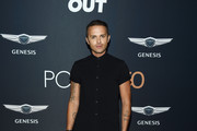 Actor Thomas Dekker arrives at OUT Magazine's Annual Power 50 Celebration at NeueHouse Hollywood on September 27, 2018 in Los Angeles, California.