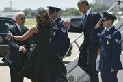 Michelle Obama and Joe Biden Photos Photo