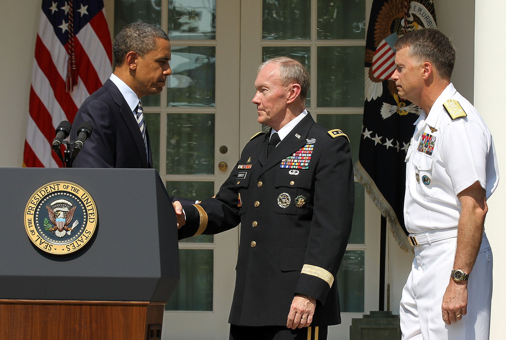 James winnefeld in obama names chairman of joint chiefs of for Chair joint chiefs of staff