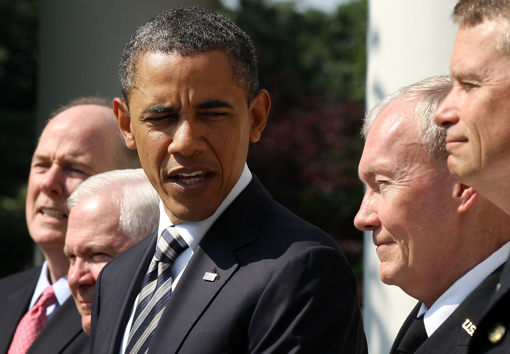 Barack obama in obama names chairman of joint chiefs of for Chair joint chiefs of staff