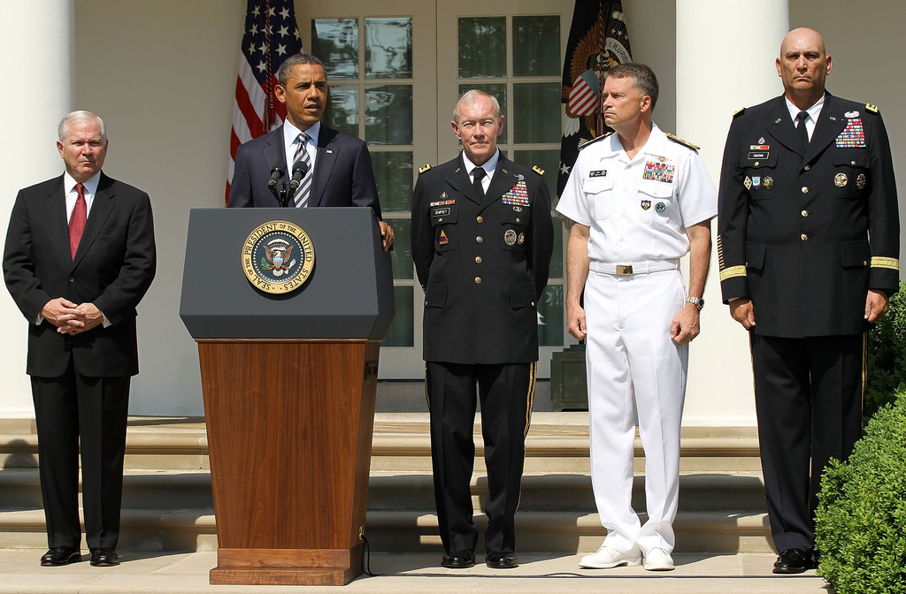 Ray odierno in obama names chairman of joint chiefs of for Chair joint chiefs of staff
