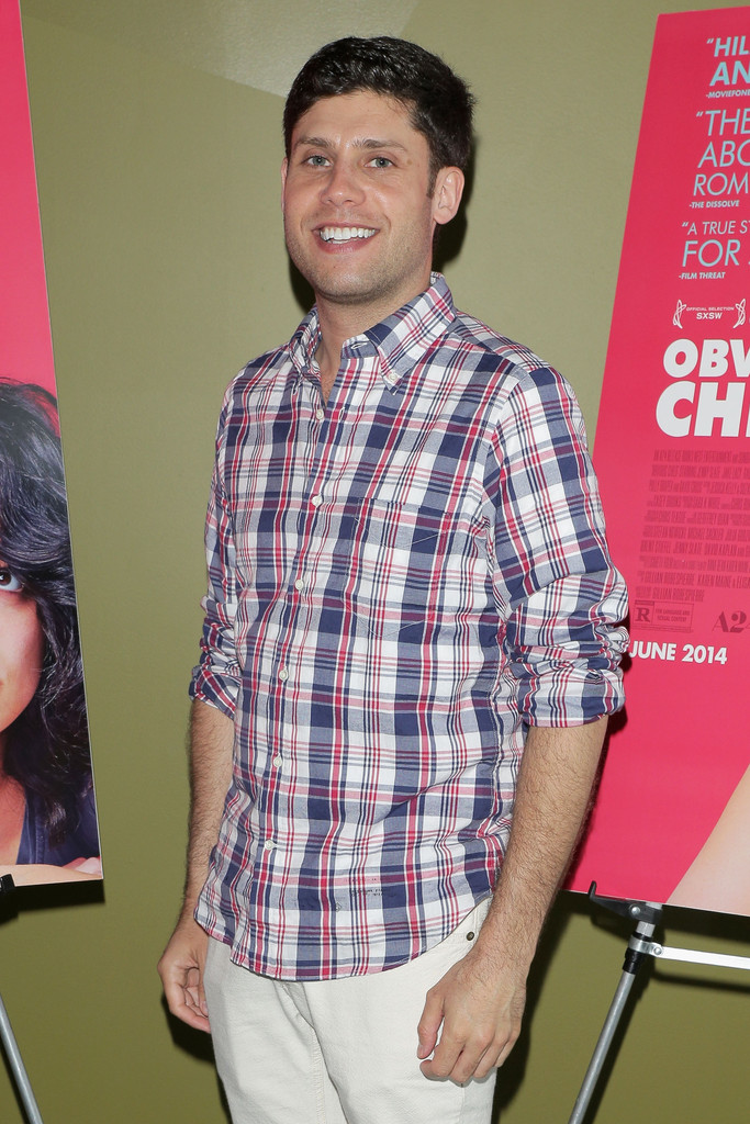 michael weber pictures obvious child new york special screening arrivals zimbio. Black Bedroom Furniture Sets. Home Design Ideas