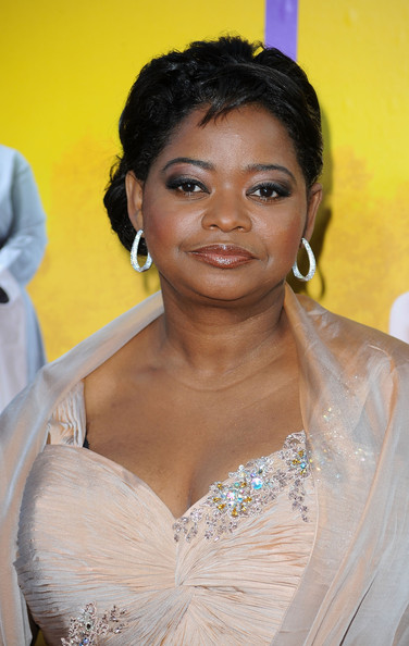 Octavia Spencer Actress Octavia Spencer attends the premiere Of    Octavia Spencer