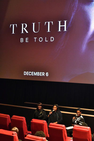 Truth Be Told Atlanta Screening & Q&A With Star & Executive Producer Octavia Spencer & Series Creator & Executive Producer Nichelle Tramble Spellman