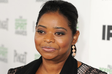 Octavia Spencer 2014 Film Independent Spirit Awards - Red Carpet