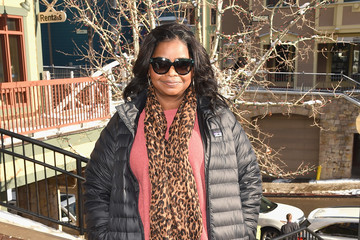 Octavia Spencer Sorel Around Park City - Day 3 - 2016 Park City