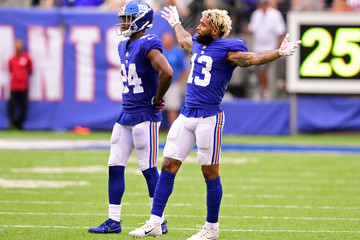 Odell Beckham Los Angeles Chargers v New York Giants