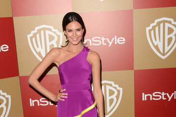 Odette Annable 14th Annual Warner Bros. And InStyle Golden Globe Awards After Party - Arrivals