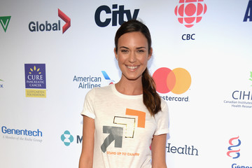 Odette Annable Hollywood Unites for the 5th Biennial Stand Up to Cancer Event (SU2C), a Program of the Entertainment Industry Foundation (EIF) - Red Carpet