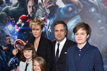 Odette Ruffalo Premiere Of Marvel's 'Avengers: Age Of Ultron' - Red Carpet
