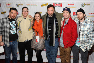 Tygh Runyan Official Opening Day Of Slamdance - Red Carpet - 2012 Park City