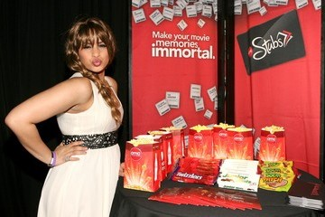 Harmony Santana Official Presenter Gift Lounge At The 2012 Film Independent Spirit Awards
