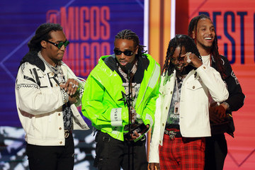 Offset 2018 BET Awards - Show