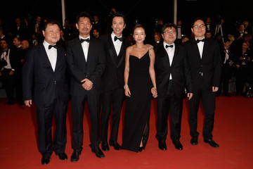 Oh Seung-Uk 'The Lobster' Premiere - The 68th Annual Cannes Film Festival