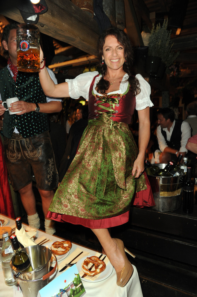 Oktoberfest after party with hot nurses - 1 9