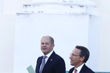 Olaf Scholz France And Germany Hold Government Consultations