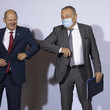 Olaf Scholz European Best Pictures Of The Day - September 11