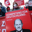 Olaf Scholz Chancellor Candidates Meet For Final