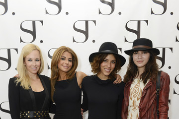 Olcay Gulsen Olcay Gulsen & Interview Magazine Host SuperTrash Flagship Grand Opening