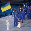 Olena Pidhrushna 2018 Winter Olympic Games - Opening Ceremony