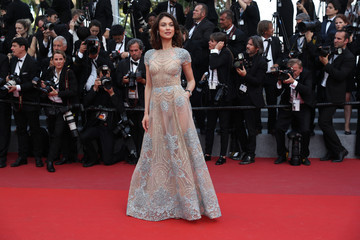 Olga Kurylenko 'The Meyerowitz Stories' Red Carpet Arrivals - The 70th Annual Cannes Film Festival