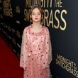 Olive Abercrombie Los Angeles Special Screening Of Lionsgate's