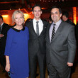 Elizabeth Strout and Cory Michael Smith Photos