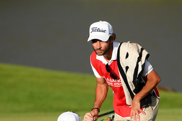 Oliver Bekker AfrAsia Bank Mauritius Open - Day Two
