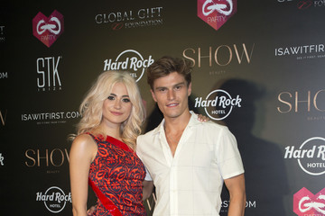 Oliver Cheshire The Global Gift Gala Party in Ibiza