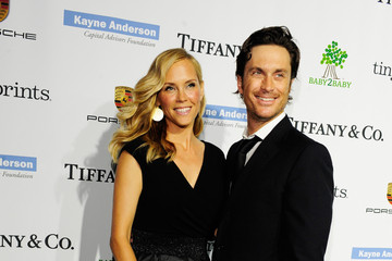 Oliver Hudson The 2014 Baby2Baby Gala, Presented By Tiffany & Co - Red Carpet