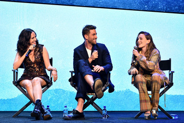Oliver Jackson-Cohen Netflix FYSEE Event For 'Haunting Of Hill House'