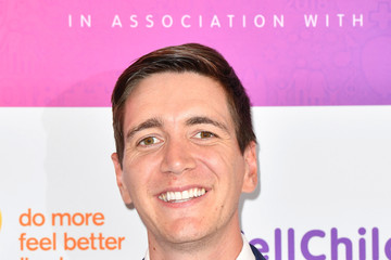 Oliver Phelps The Duke And Duchess Of Sussex Attend The WellChild Awards