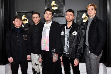 Oliver Sykes 62nd Annual GRAMMY Awards - Arrivals
