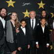 Oliver Wolfgang Puck Gelila Assefa Puck Hosts Celebration in Honor of Wolfgang Puck Receiving a Star on the Hollywood Walk of Fame - Arrivals