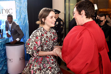 Olivia Colman Icelandic Glacial at the 77th Annual Golden Globe Awards On January 5, 2020 At The Beverly Hilton