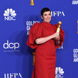 Olivia Colman 77th Annual Golden Globe Awards - Press Room