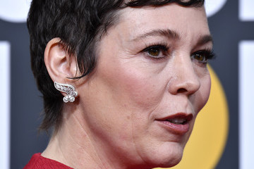 Olivia Colman 77th Annual Golden Globe Awards - Arrivals