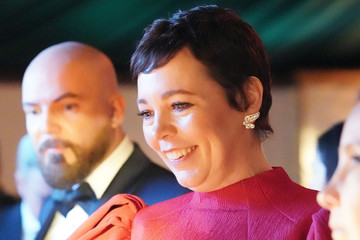 Olivia Colman Official Viewing And After Party Of The Golden Globe Awards